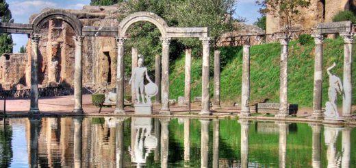 villa adriana villa sora
