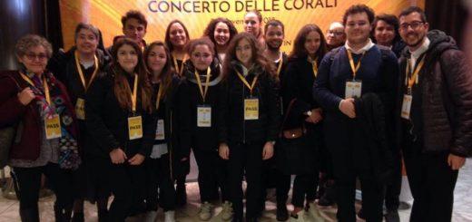 III incontro internazionale corali in vaticano 2018