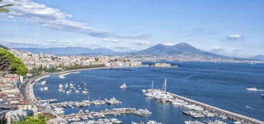 visita a Napoli - 2019