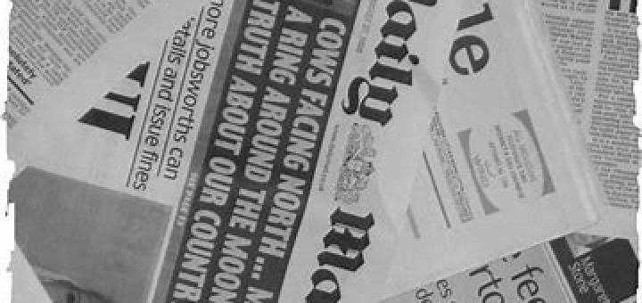 scrivere un articolo di giornale